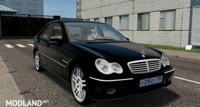 Mercedes-Benz C32 AMG W203 [1.5.9], 1 photo